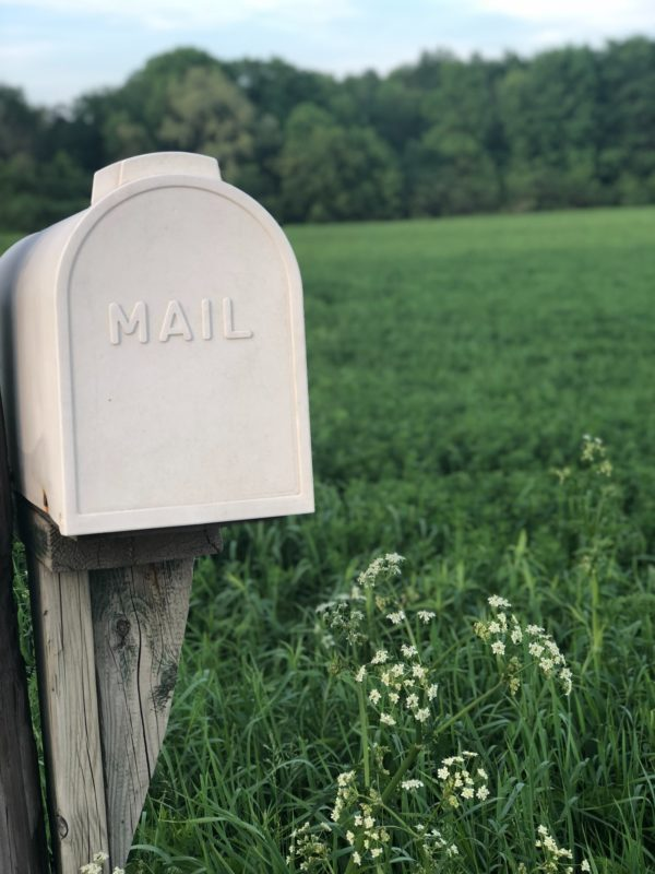 You got mail! Or maybe not?