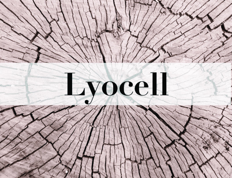 Lyocell – Material details