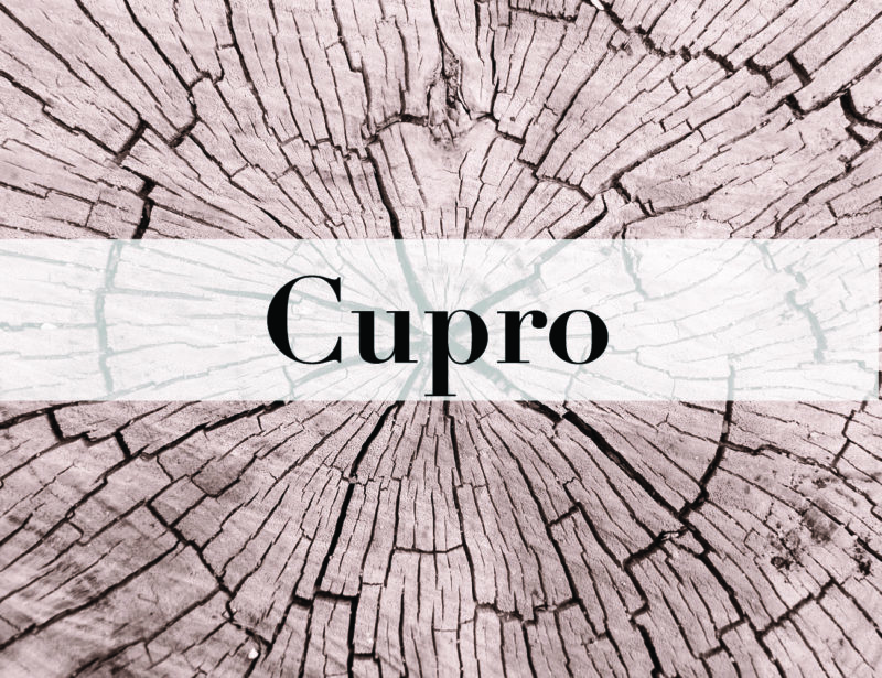 Cupro – Material details
